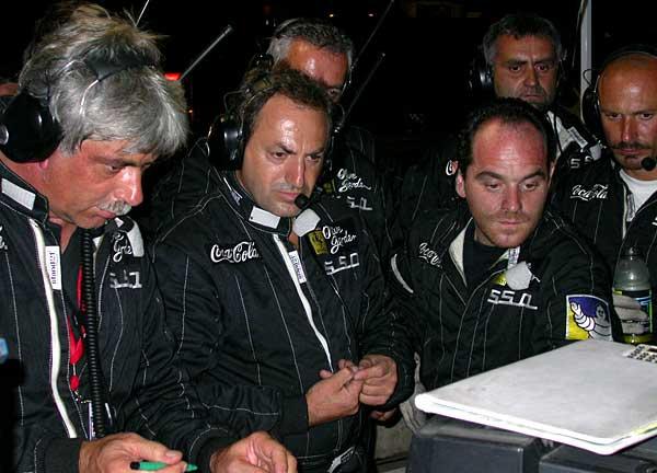 Race Day 2002 Petit Le Mans